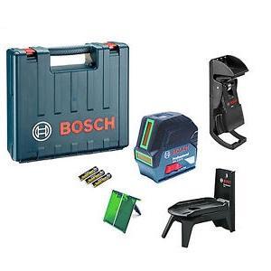 Bosch Čárový laser GCL2-15G + RM1 + BM3