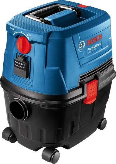 Bosch Vysavač na mokré/suché vysávání GAS 15 PS Professional