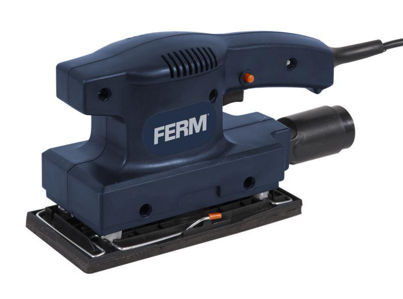Ferm Psm1027 - vibrační bruska 135w