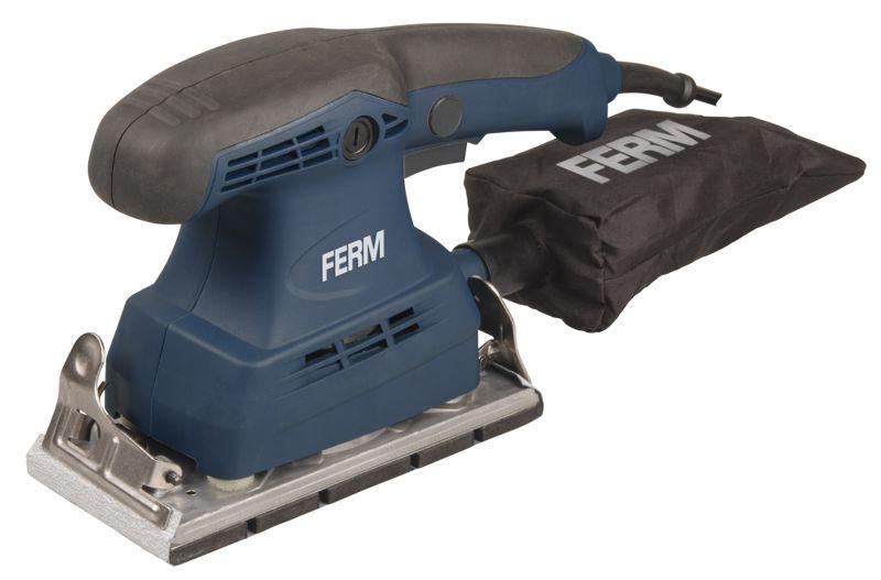 Ferm PSM1029P - Vibrační bruska 300W