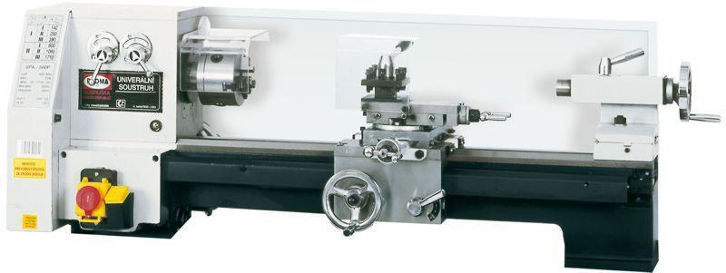 Proma Spa-500p/230 - soustruh na kov