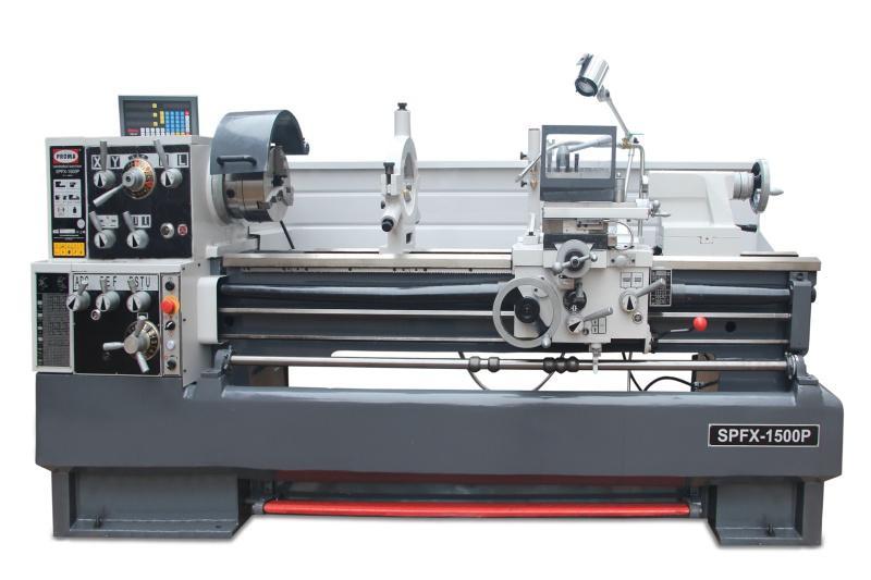 Proma Spfx-1500p - soustruh na kov s digitálním odměřováním