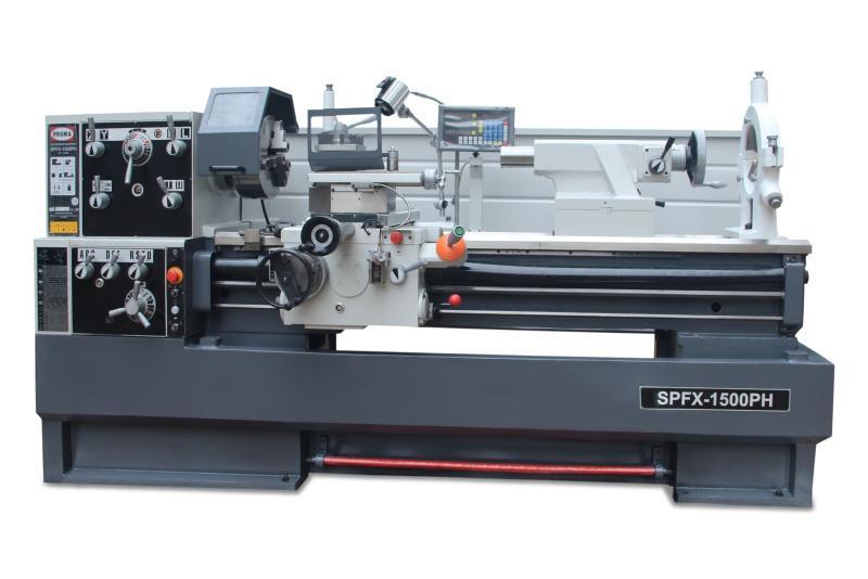 Proma SPFX-1500PH - Soustruh na kov s digitálním odměřováním