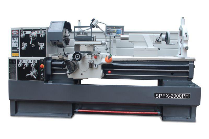 Proma SPFX-2000PH - Soustruh na kov s digitálním odměřováním