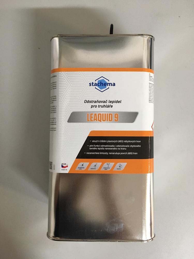 Stachema čistič na hrany leaquid 9 5l