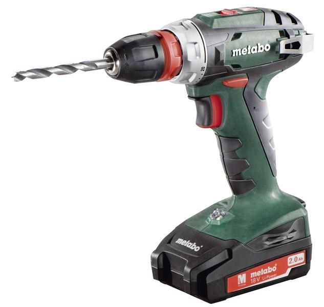 Metabo Vrtačka bs 18 quick