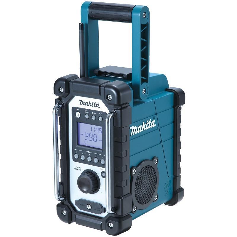 Makita Aku rádio dmr107 li-ion 7, 2v-18v
