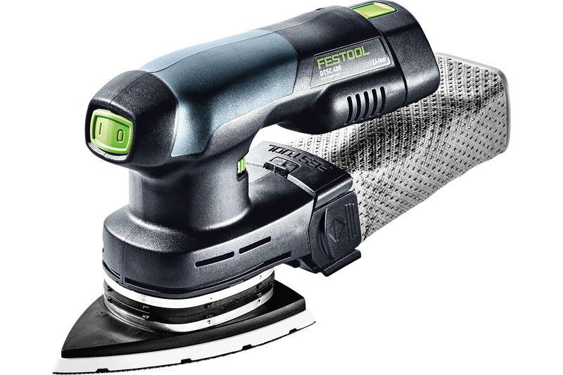 Festool Delta bruska dtsc 400 li 3,1-plus