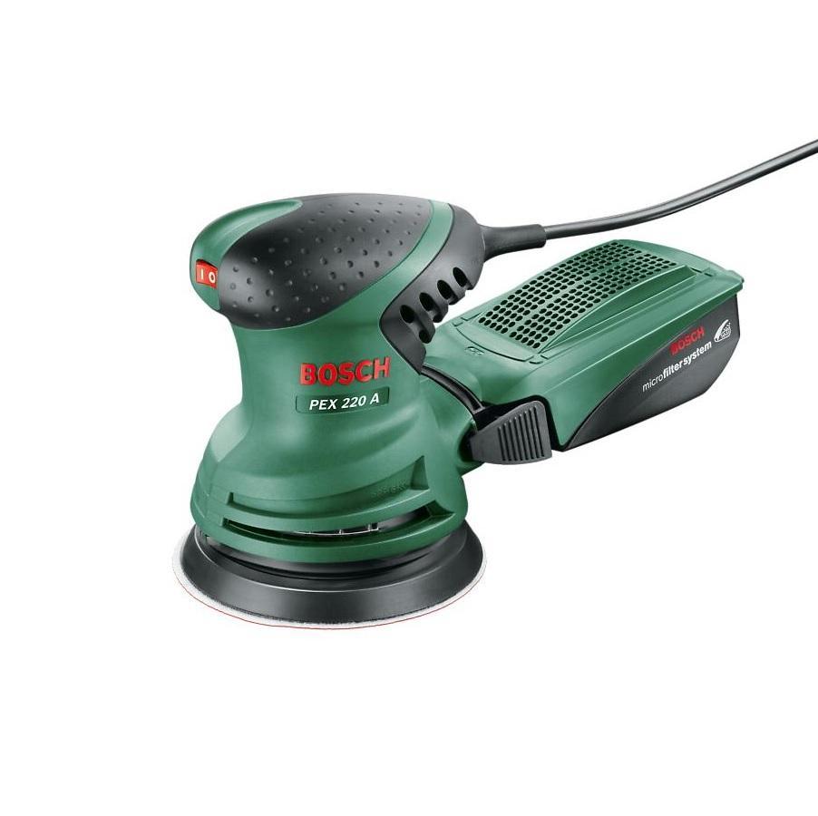 Bosch Excentrická bruska PEX 220A 125mm