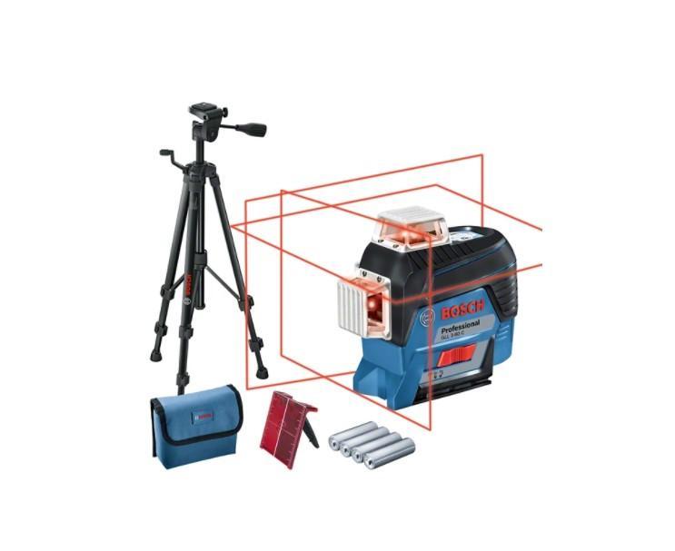 Bosch Čárový laser gll 3-80 c professional