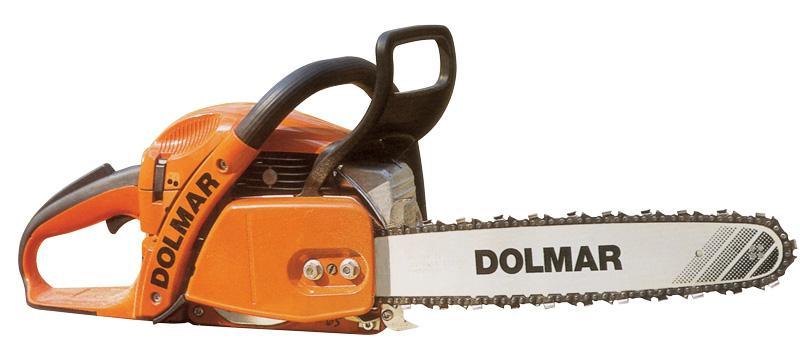 Dolmar Benzínová pila PS-500C 2,4kW 38cm