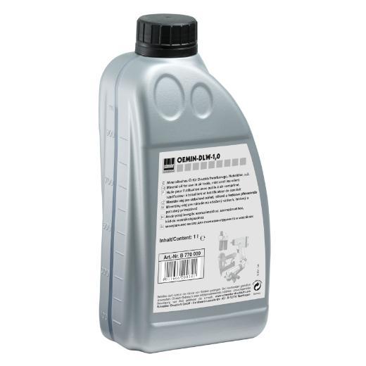 Schneider Olej pro pneumatické nářadí, mlhové a hadicové přimazávače