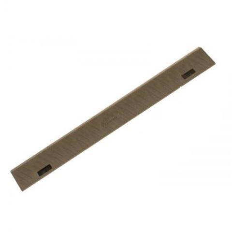Pilana Hoblovací nůž 410x30x3 5811 hs rojek s drážkami