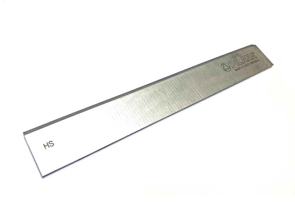 Pilana nůž hoblovací 130x30x3 hss 18%