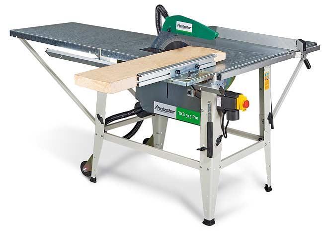Bow Stavební kotoučová pila Holzstar® TKS 315 Pro (400 V)