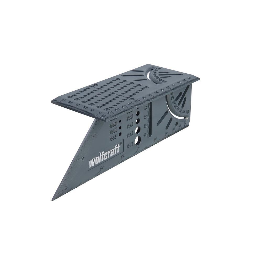 Wolfcraft Úhelník 3D Wolfcraft