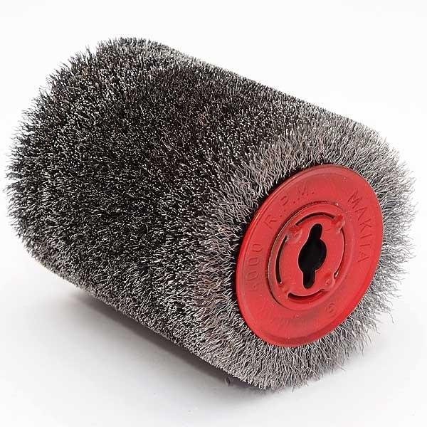 Makita Brusný ocelový kartáč p-04400